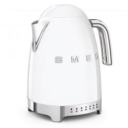 Smeg Bollitore Elettrico a Temperatura Regolabile Bianco KLF04WHEU