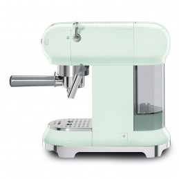 Smeg Espresso Coffee Machine Green
