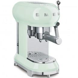 Smeg Macchina Caffè Espresso Verde ECF01PGEU