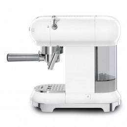 Smeg Espresso White Coffee Machine