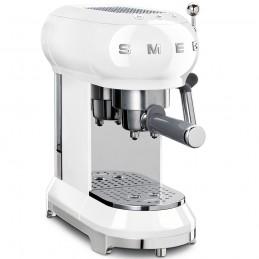 Smeg Macchina Caffè Espresso Bianca ECF01WHEU