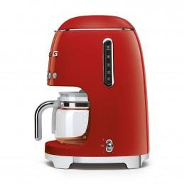 Smeg Drip Filter Coffee Machine Red