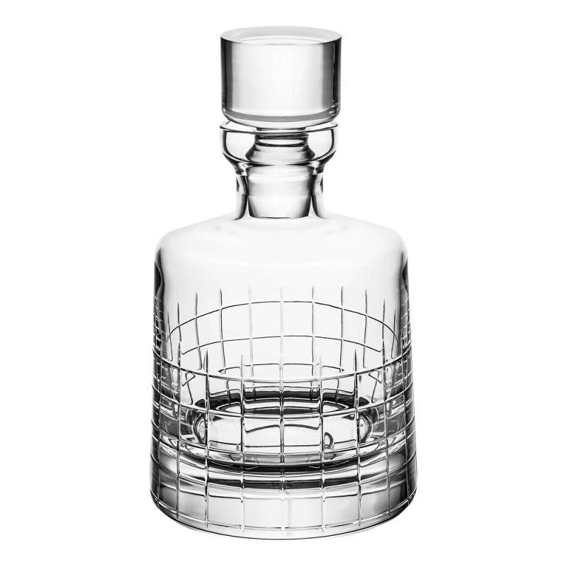 Christofle Graphik Whisky Decanter Ref. 07945120