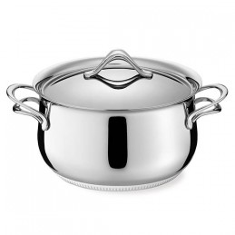 Lagostina Melodia Lagofusion Saucepot 24 cm with Lid