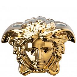Versace Rosenthal Medusa Grande Vase 30 cm Gold