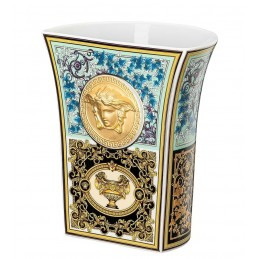 Versace Rosenthal Barocco Mosaic Vase 18 cm