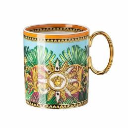 Versace Rosenthal Jungle Animalier Mug with Handle