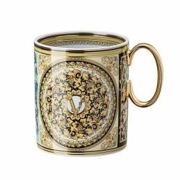 Versace Barocco Mosaic Bicchiere con Manico 0.30 l