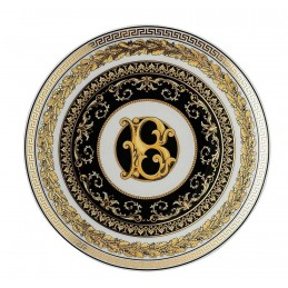 Versace Rosenthal Virtus Alphabet B  Plate 17 cm