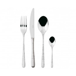 Sambonet Venezia Flatware Set 24 Pcs Stainless Steel 18/10
