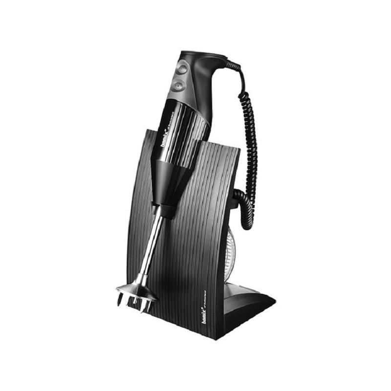 Bamix Swissline Nero Frullatore ad Immersione BX SL BK