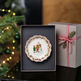 villeroy & Boch Annual Christmas Edition Small Bowl 2021