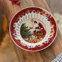 Villeroy & Boch Toy's Fantasy Coppa Grande 25 cm Babbo Natale porta i Regali