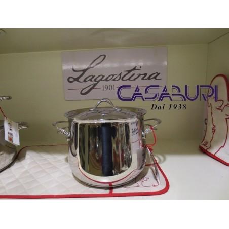 Lagostina Melodia Pentola con coperchio 22 cm