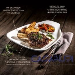 Villeroy & Boch BBQ Passion Piatto Bistecca XL