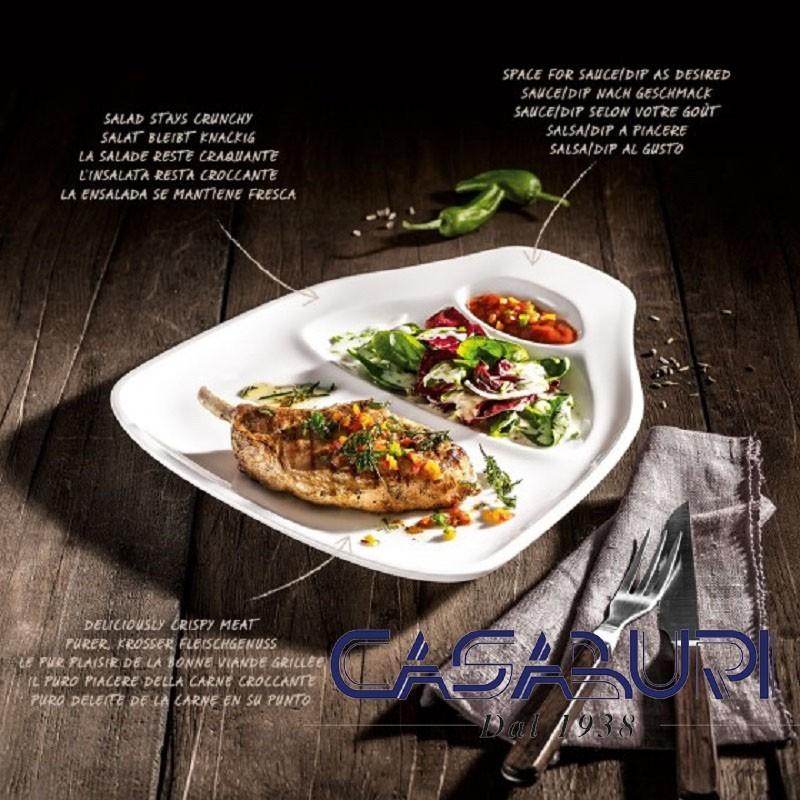 Villeroy & Boch BBQ Passion Piatto Bistecca L