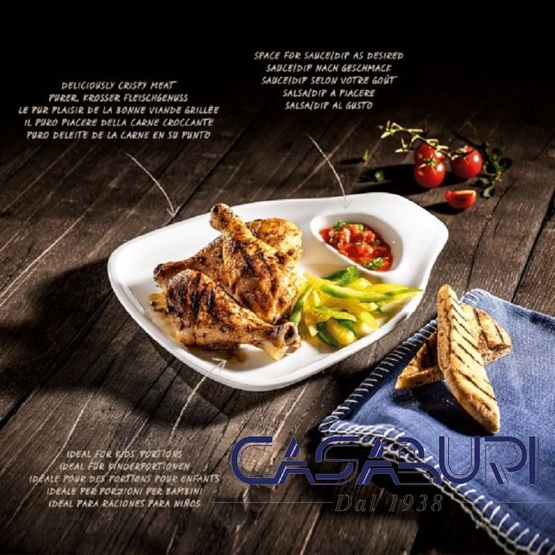 Villeroy & Boch BBQ Passion Piatto Bistecca M