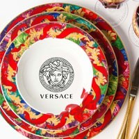 Versace Rosenthal Reflections of Holidays
