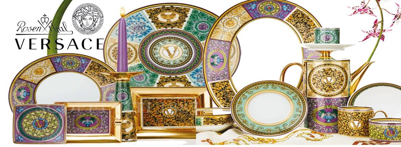 Versace Rosenthal Barocco Mosaic